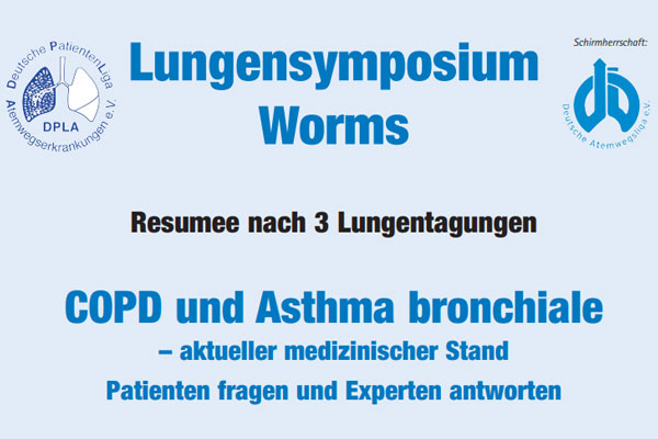 Lungensymposium Worms 2019